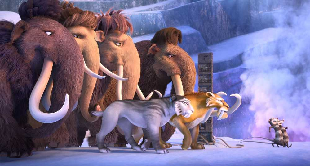 Ice Age Collision Course Image