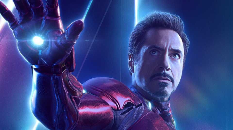 Iron Man In Avengers Infinity War New Poster