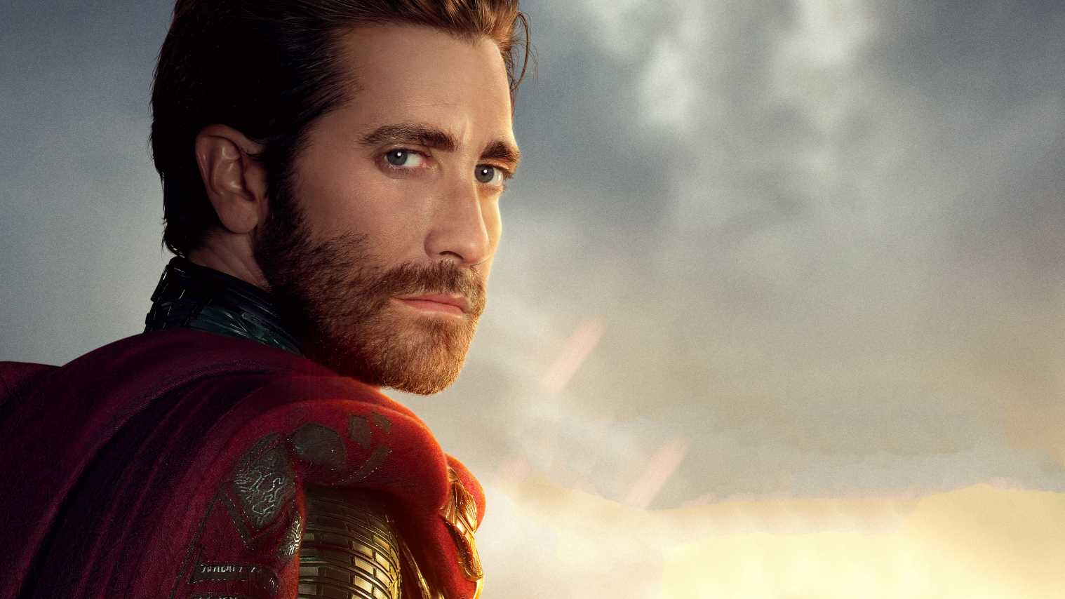 Jake Gyllenhaal As Mysterio In Spider Man Far From Home 5k