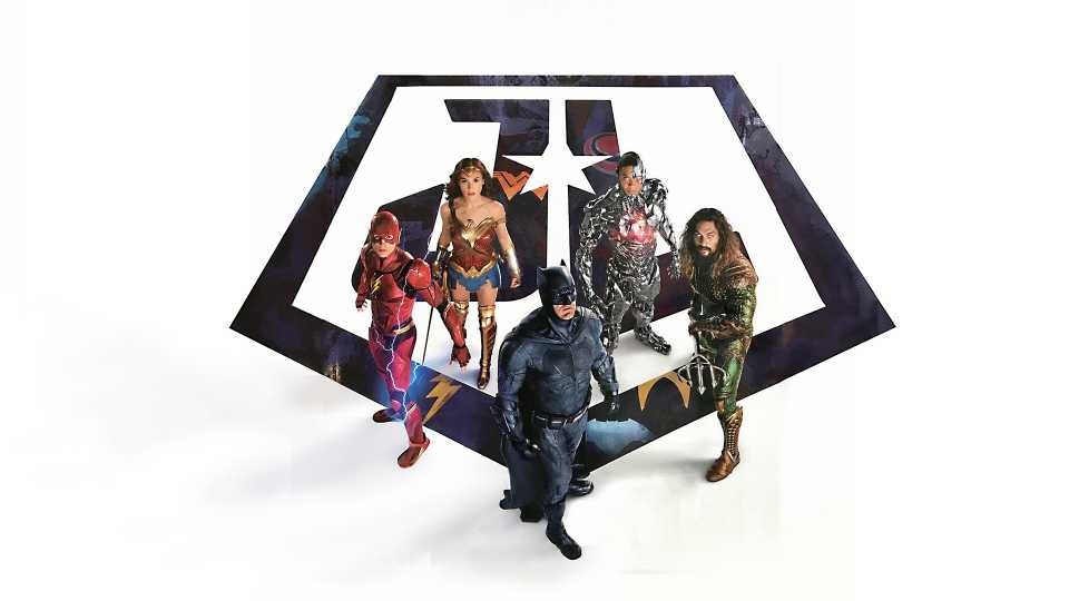 Justice League 2017 New