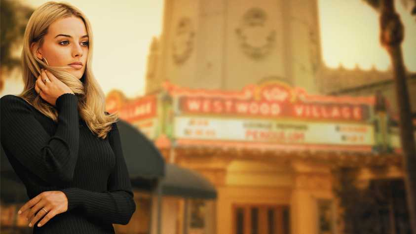 Margot Robbie Once Upon A Time In Hollywood 2019 4k