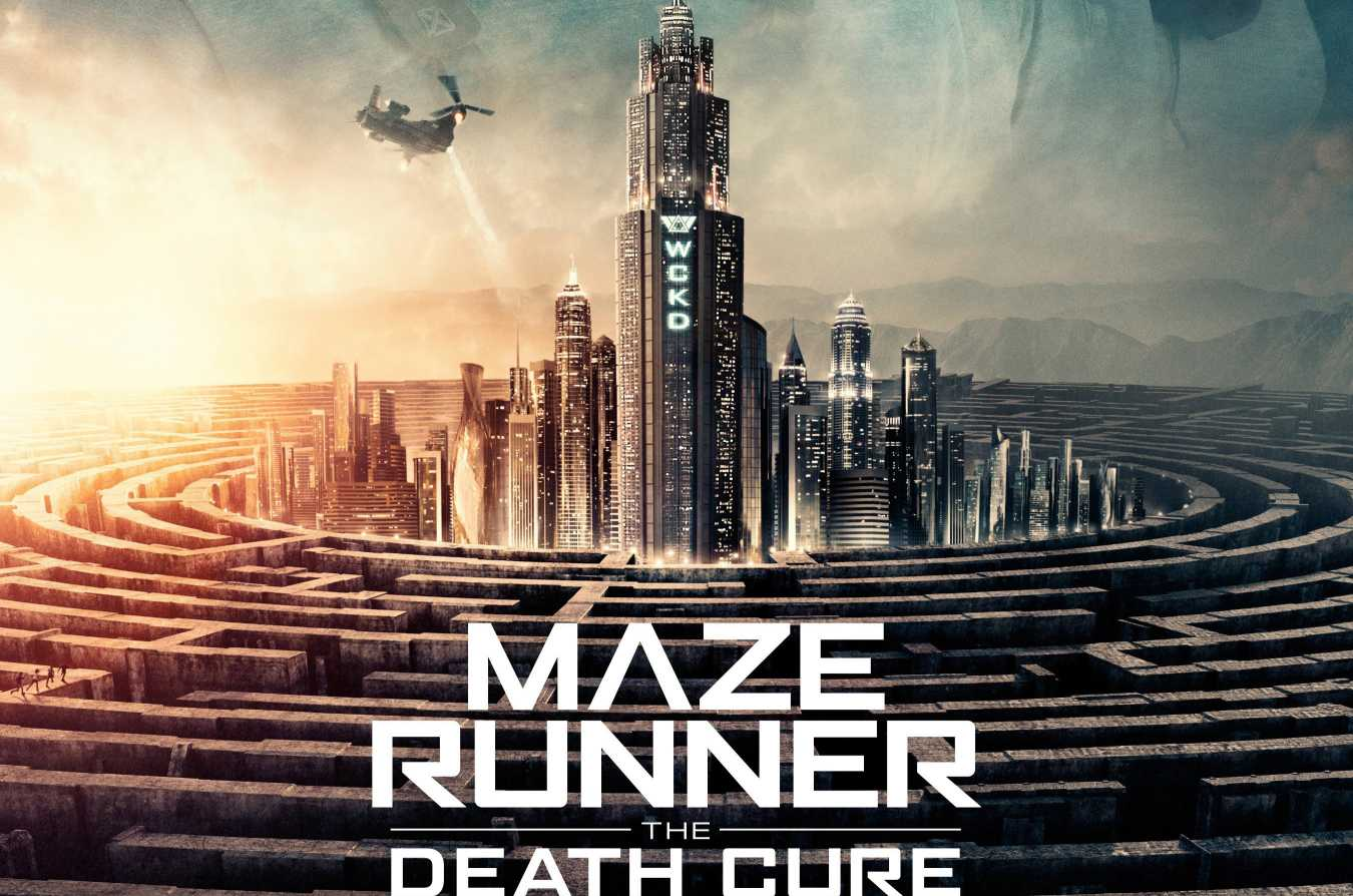 Maze Runner The Death Cure