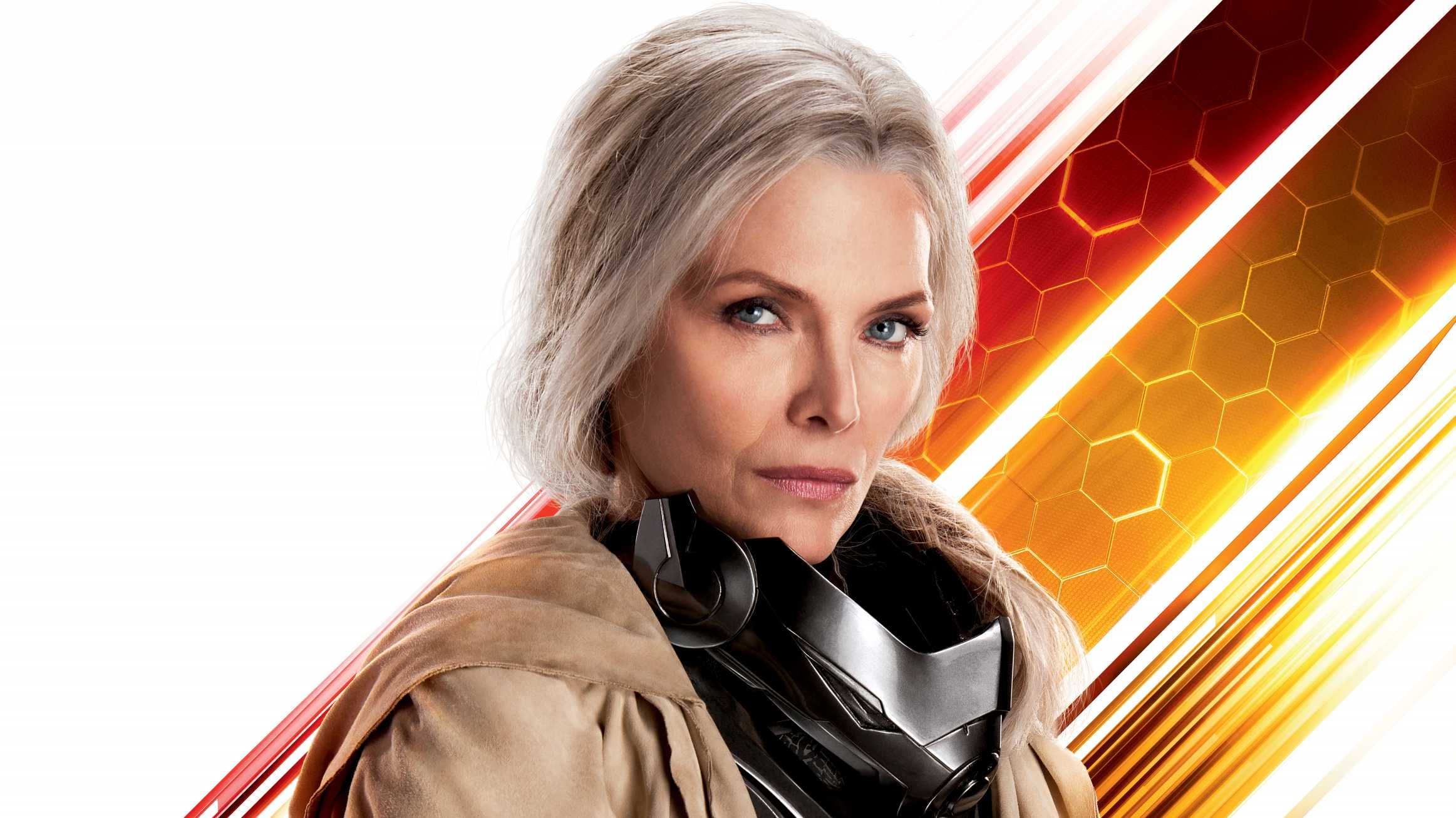 Michelle Pfeiffer As Wasp In Ant Man And The Wasp 10k