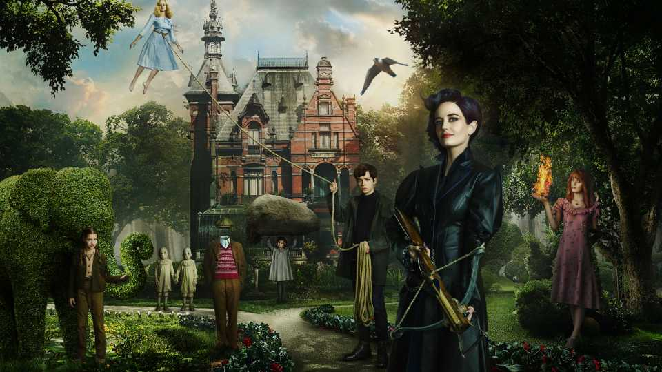 Miss Peregrines Home For Peculiar Children 4k Image