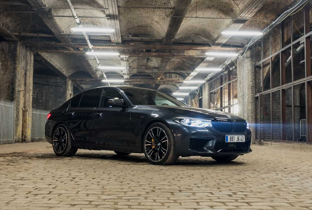 Mission Impossible Fallout Bmw M5
