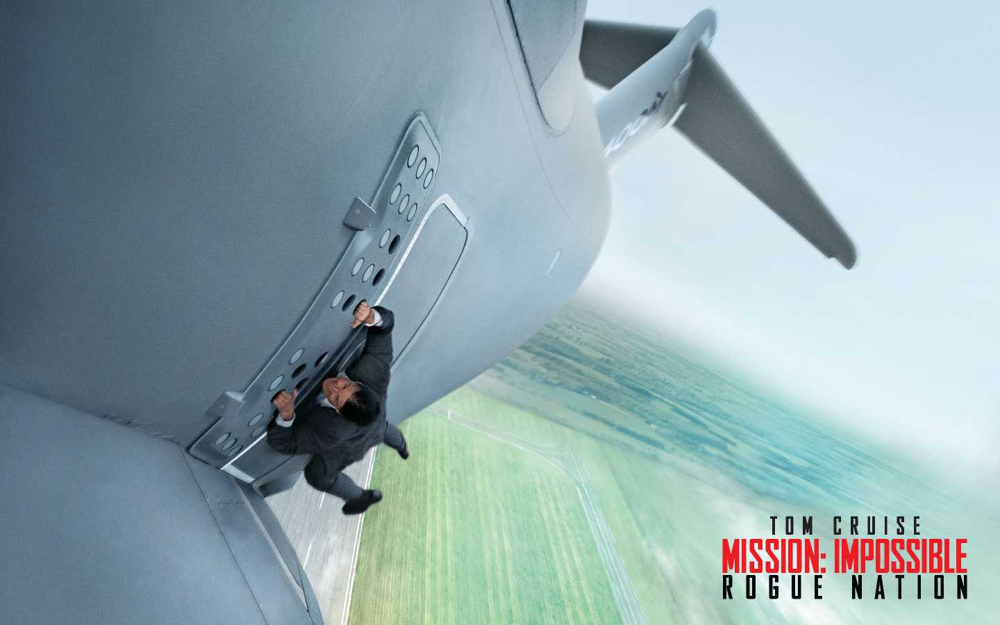 Mission Impossible Rogue Natio