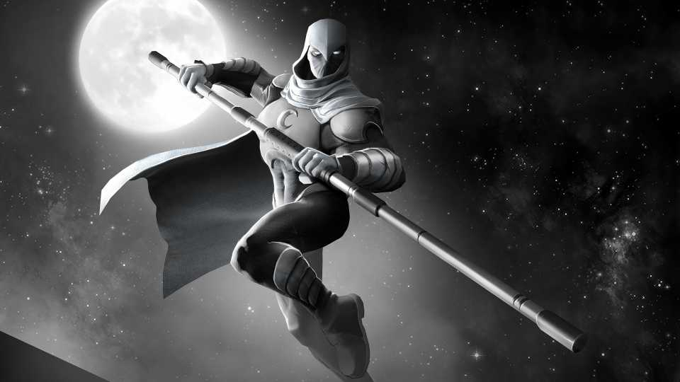 Moon Knight Contest Of Champions