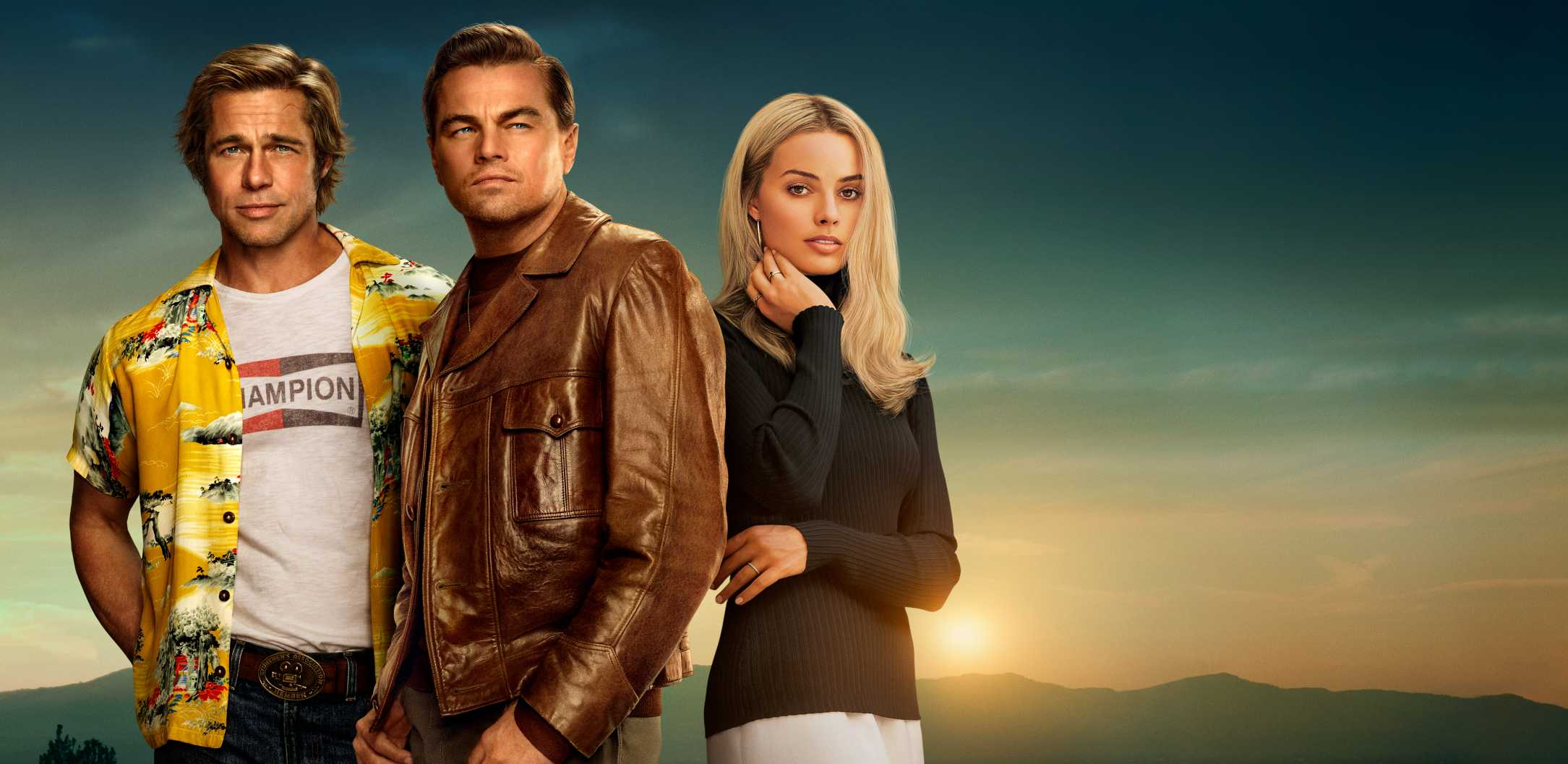 Once Upon A Time In Hollywood 2019 8k