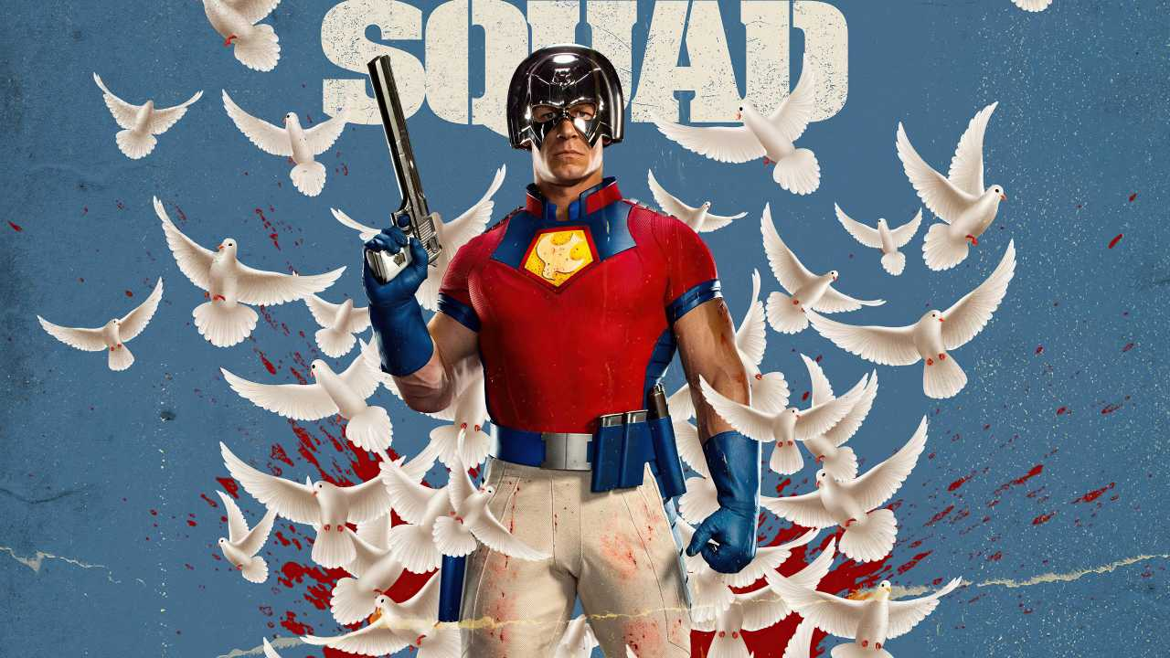 Peacemaker The Suicide Squad