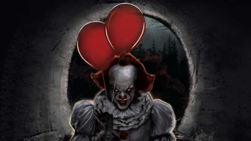 Pennywise Ballons