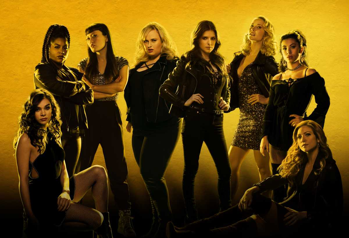 Pitch Perfect 3 2017 Movie
