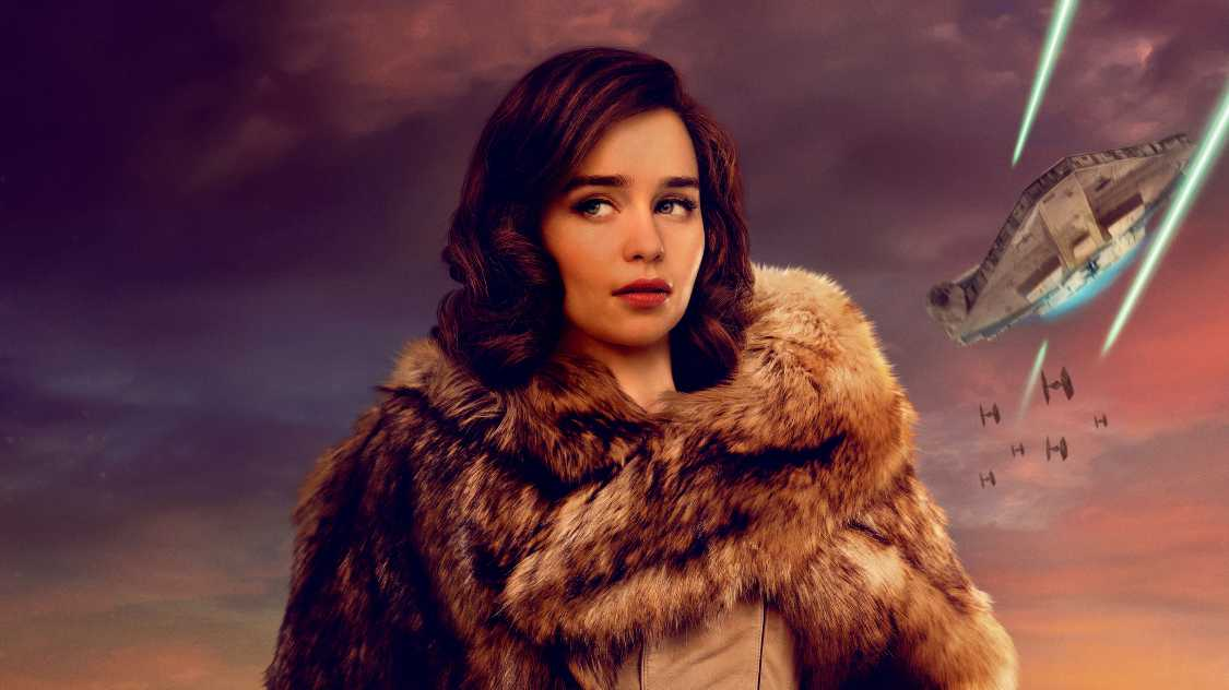 Qira In Solo A Star Wars Story Movie 5k