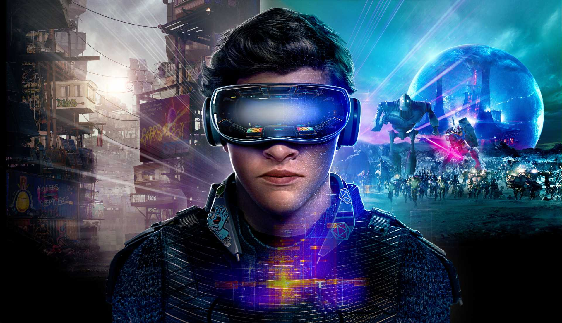 Ready Player One 8k
