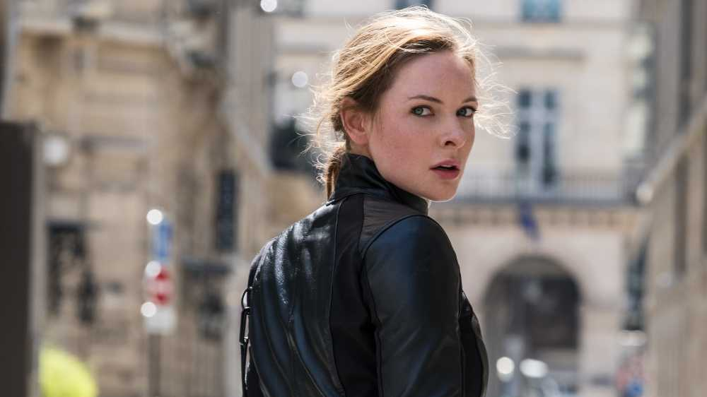 Rebecca Ferguson As Ilsa Faust In Mission Impossible Fallout