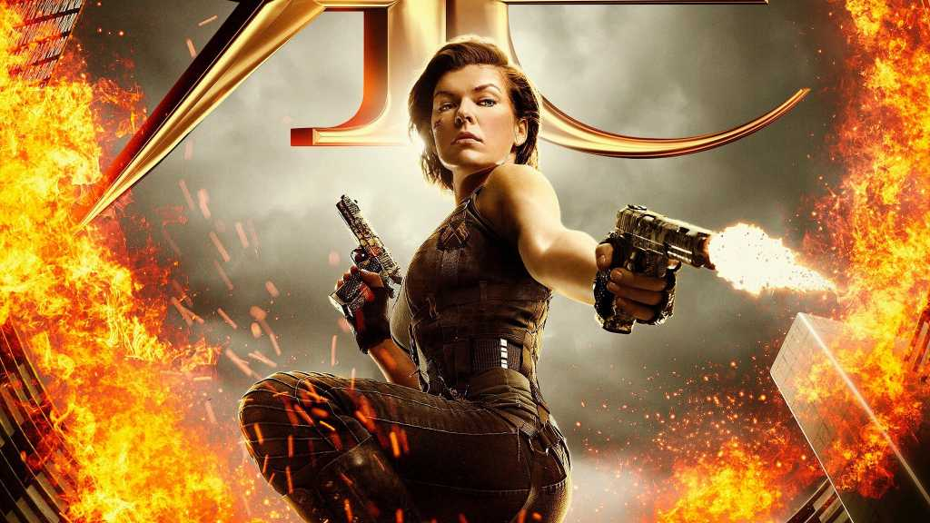 Resident Evil 6 The Final Chapter Hd