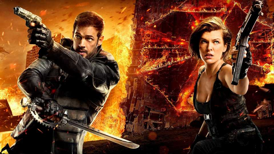 Resident Evil The Final Chapter New Poster New