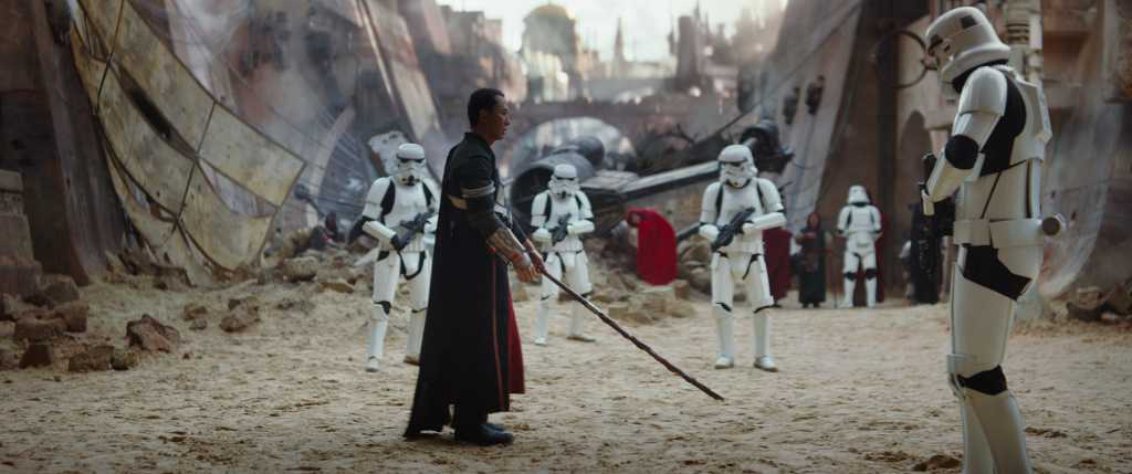 Rogue One Star Wars Movie Pic
