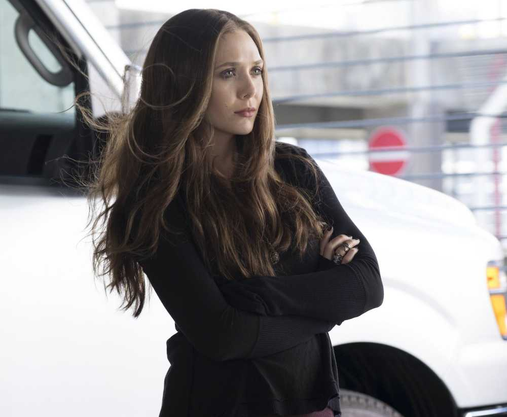 Scarlet Witch Pic