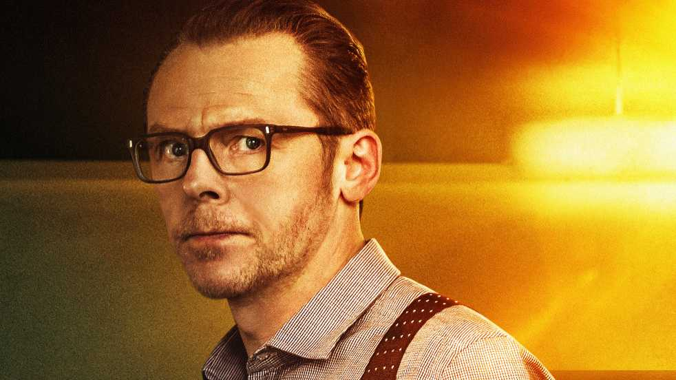 Simon Pegg As Benji Dunn In Mission Impossible Fallout 2018