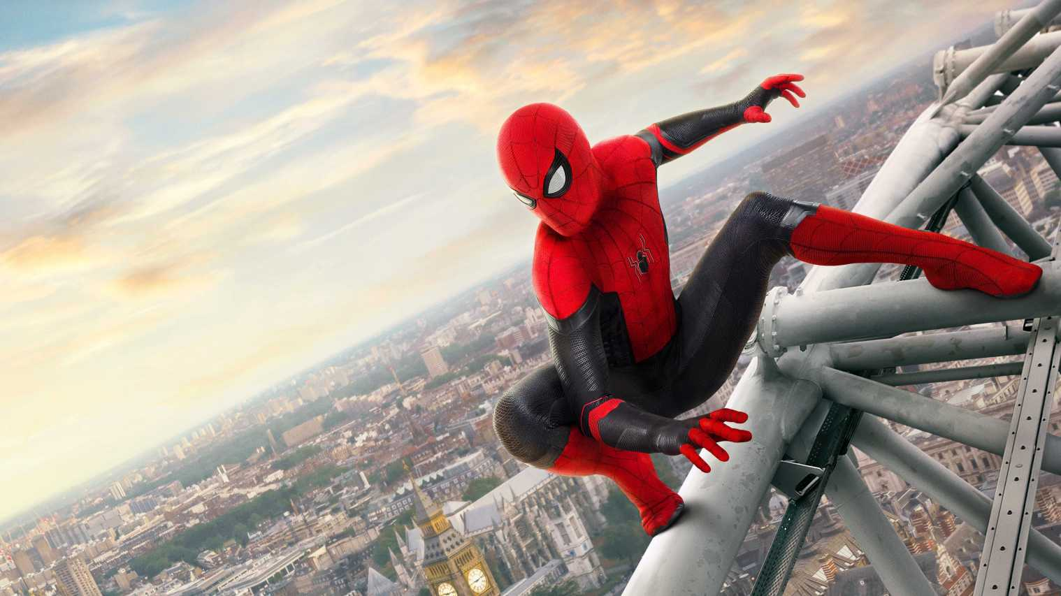 Spider Man Far From Home 5k 2019
