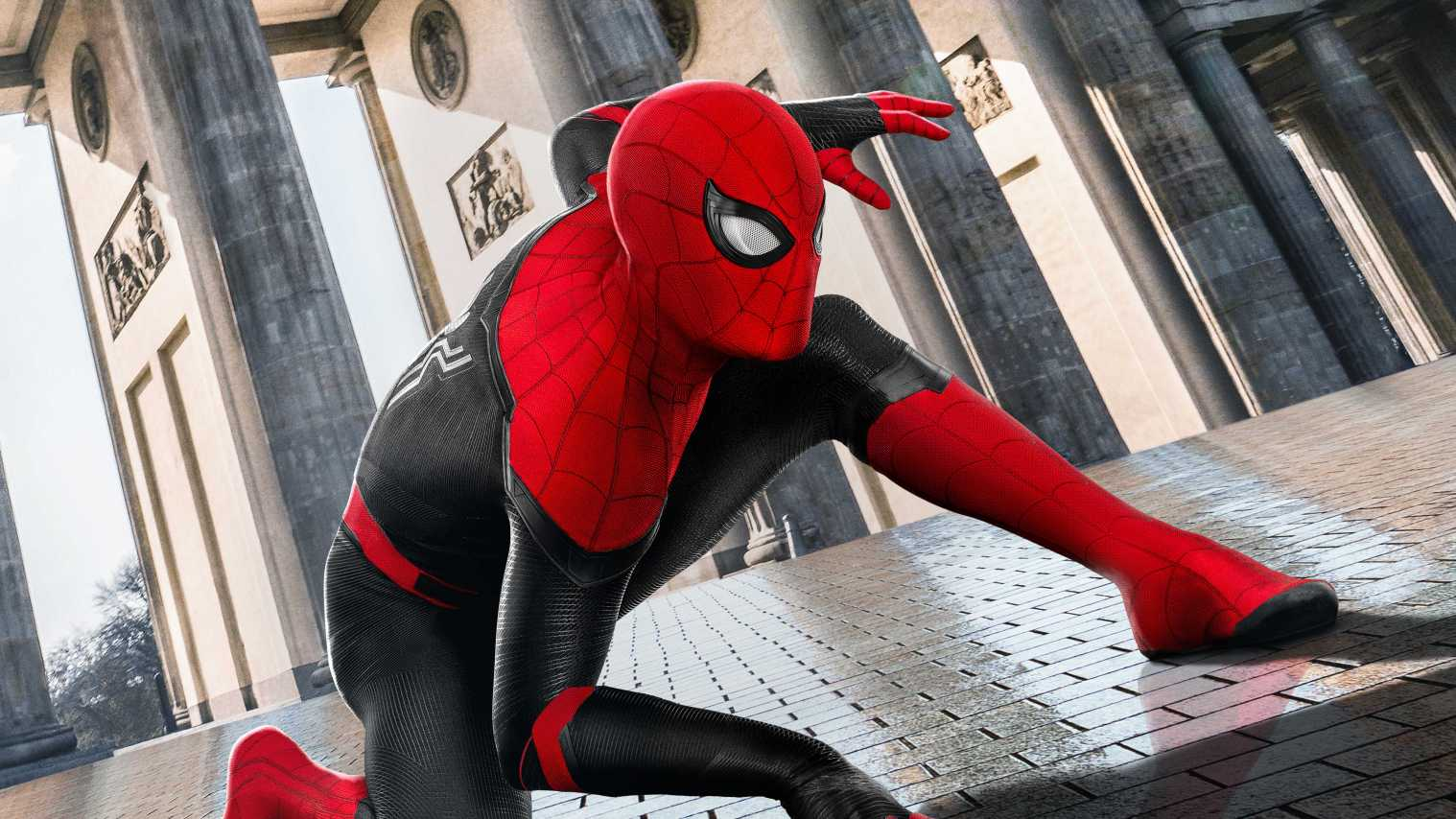 Spider Man Far From Home 5k