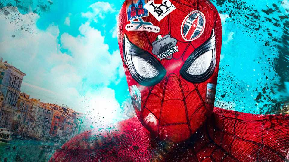 Spider Man Far From Home Hd