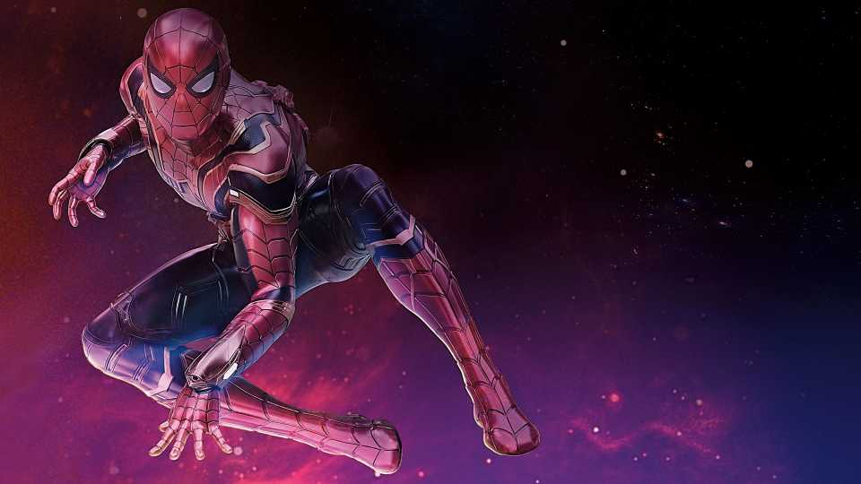 Spiderman New Suit For Avengers Infinity War