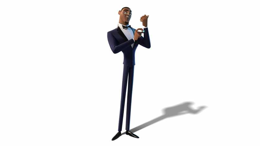 Spies In Disguise Will Smith Lance Sterling