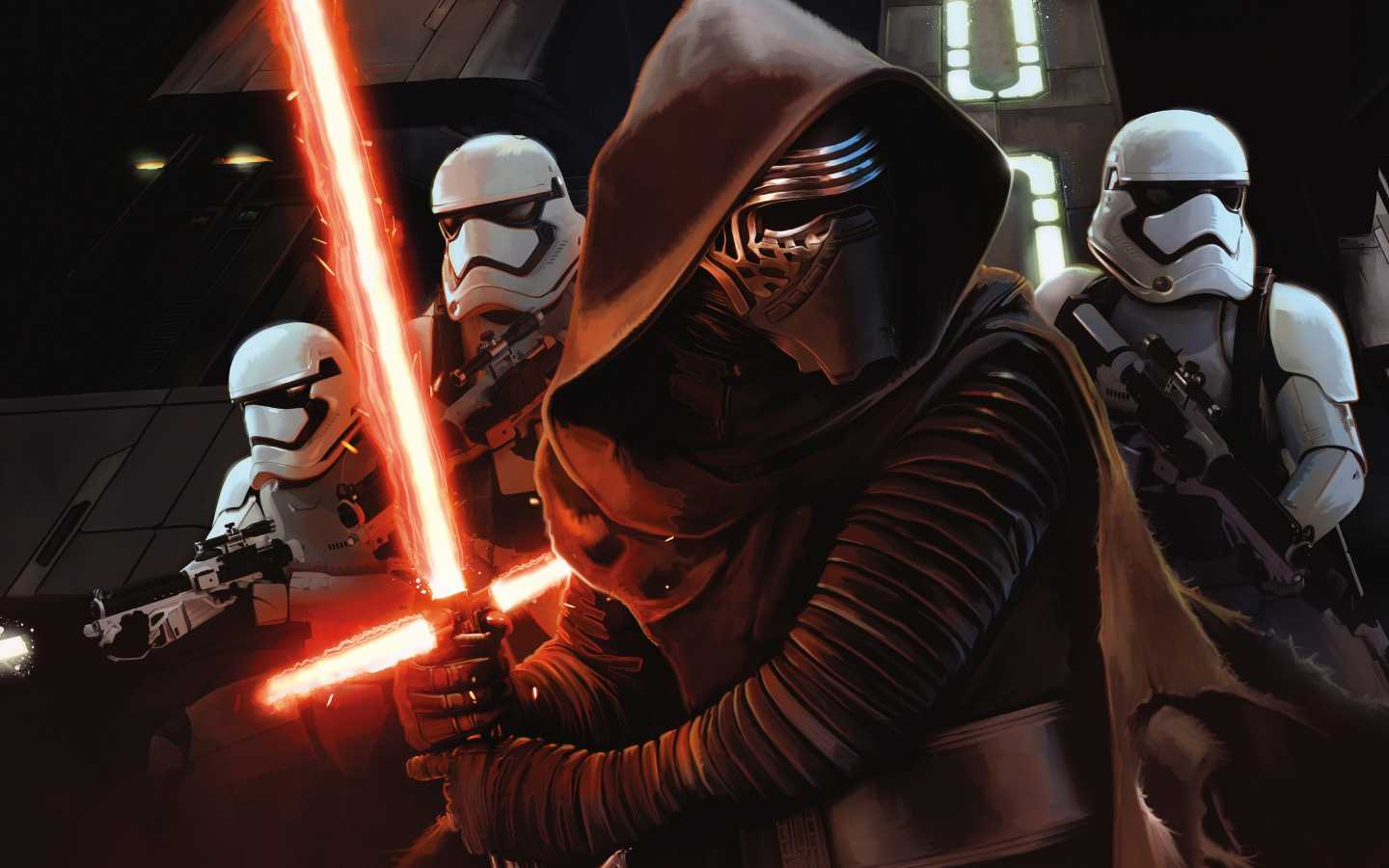 Star Wars Ep7 The Force Awakens New