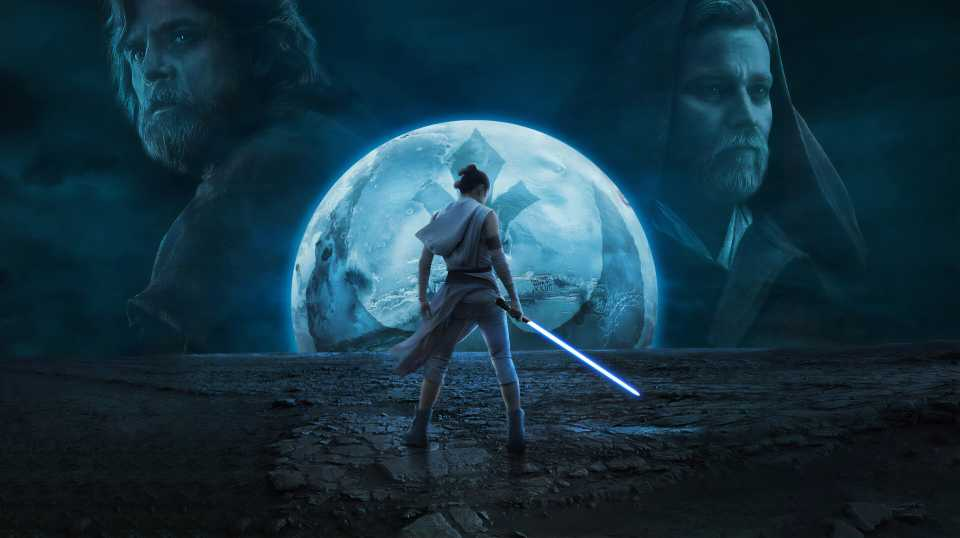 Star Wars The Rise Of Skywalker New