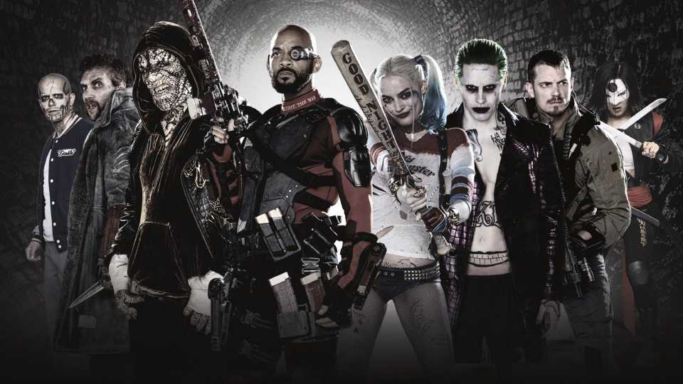 Suicide Squad New Poster