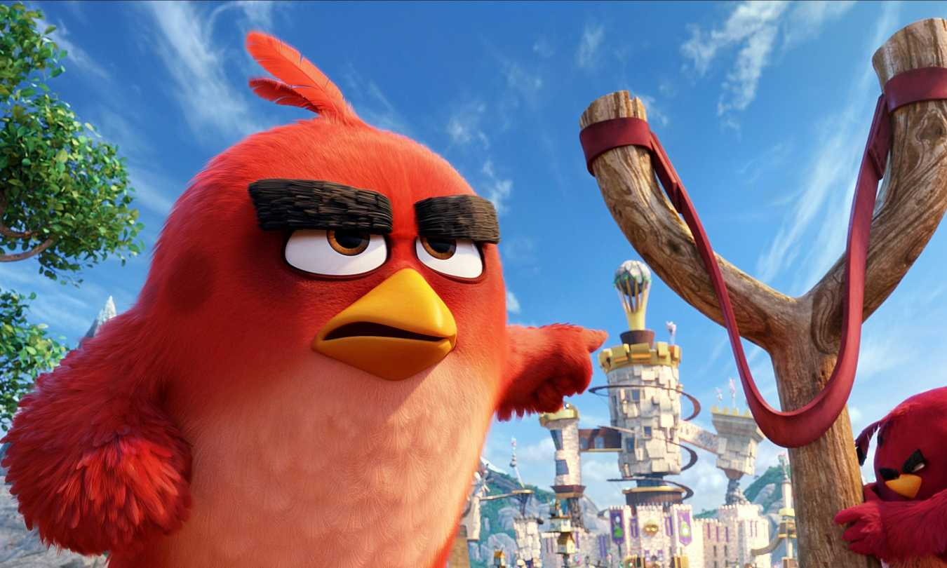 The Angry Birds Movie Hd Wide