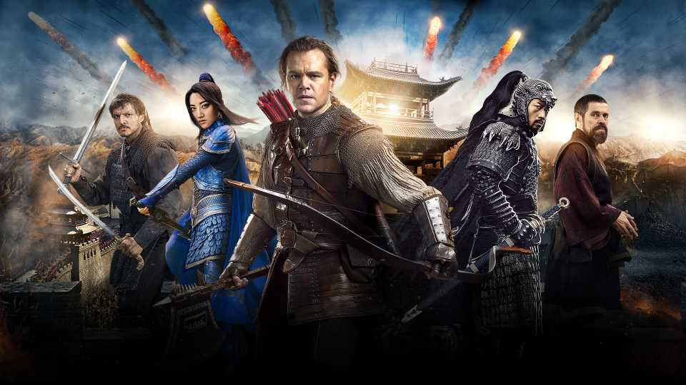The Great Wall Movie Pic