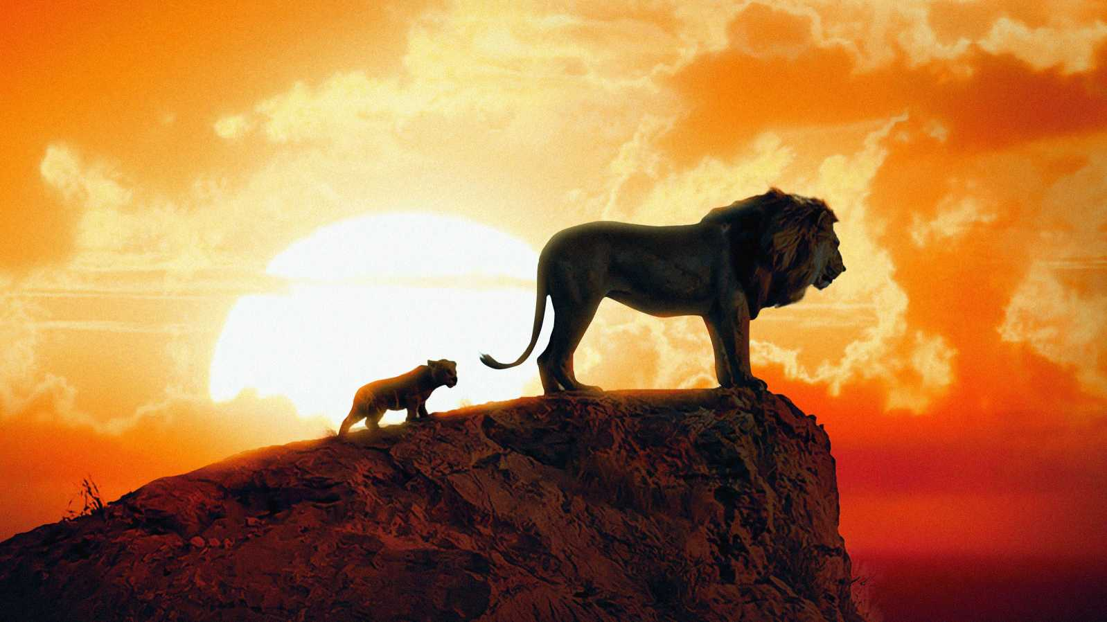 The Lion King New Poster