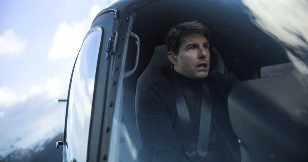 Tom Cruise Flying Helicopter Mission Impossible Fallout 4k