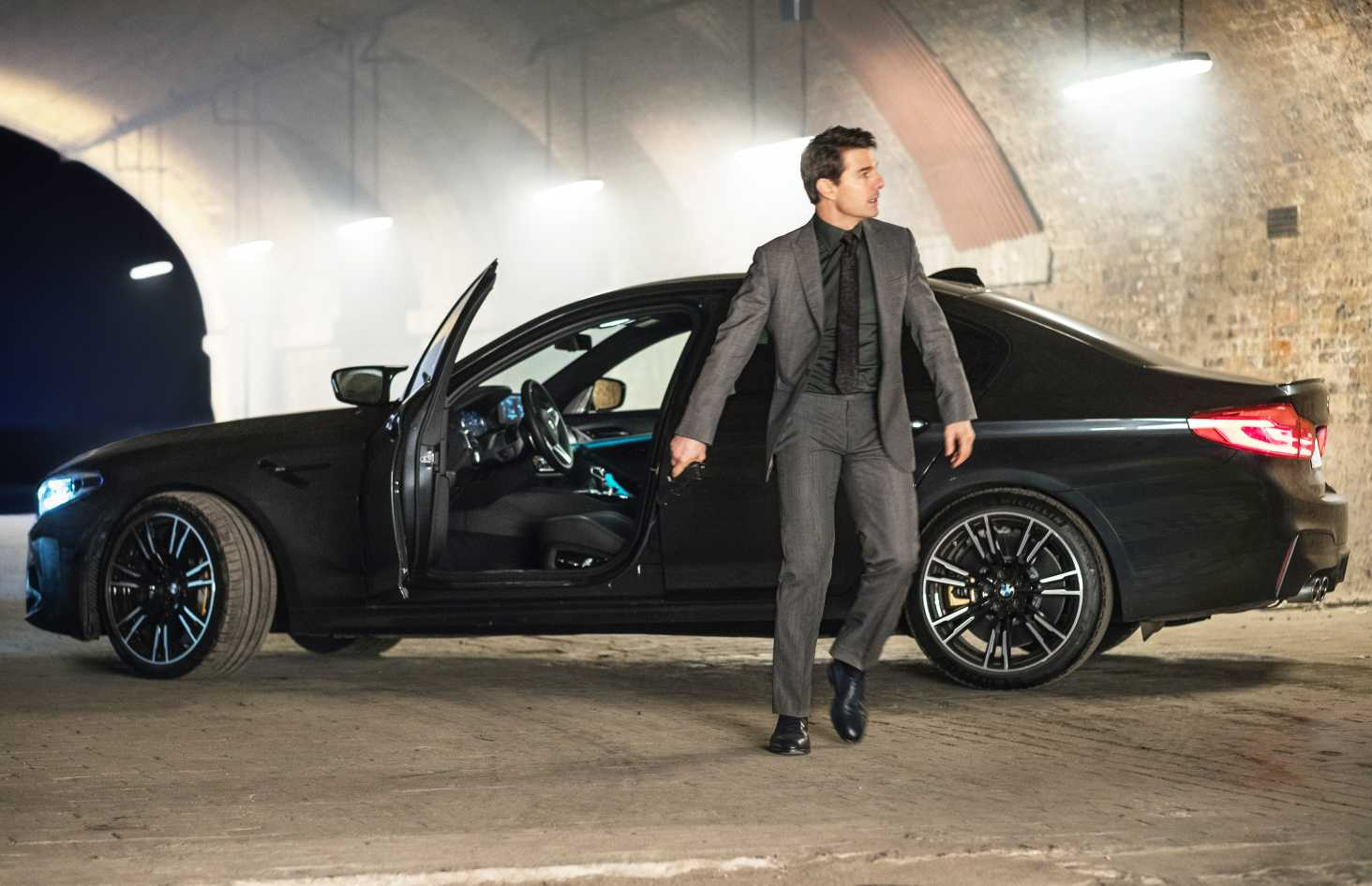 Tom Cruise Mission Impossible Fallout Bmw M5
