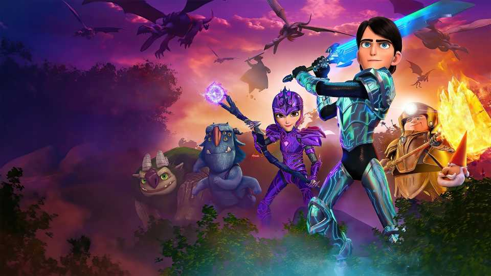 Trollhunters Rise Of The Titans 4k