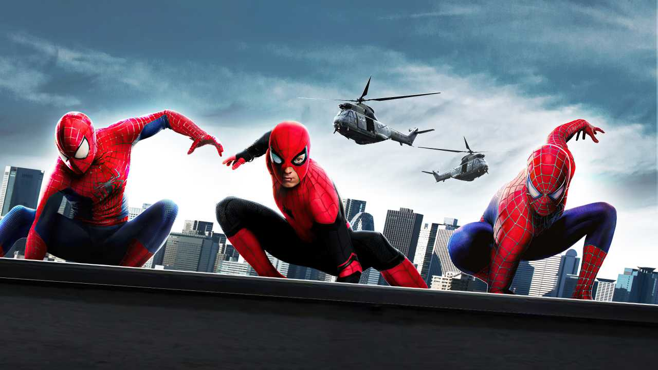 Untitled Spider Man Far From Home Sequel