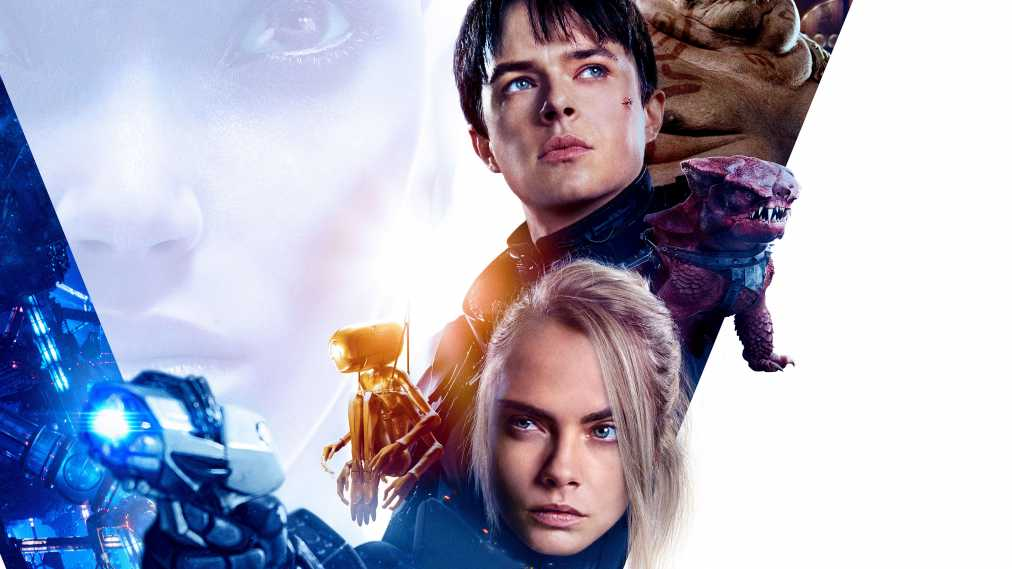 Valerian And The City Of A Thousand Planets 4k Image