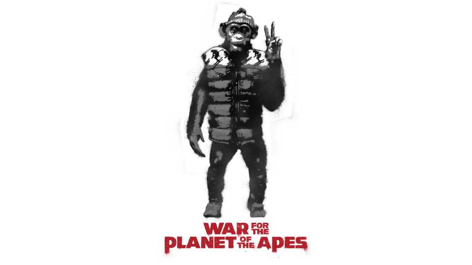 War For The Planet Of The Apes 4k