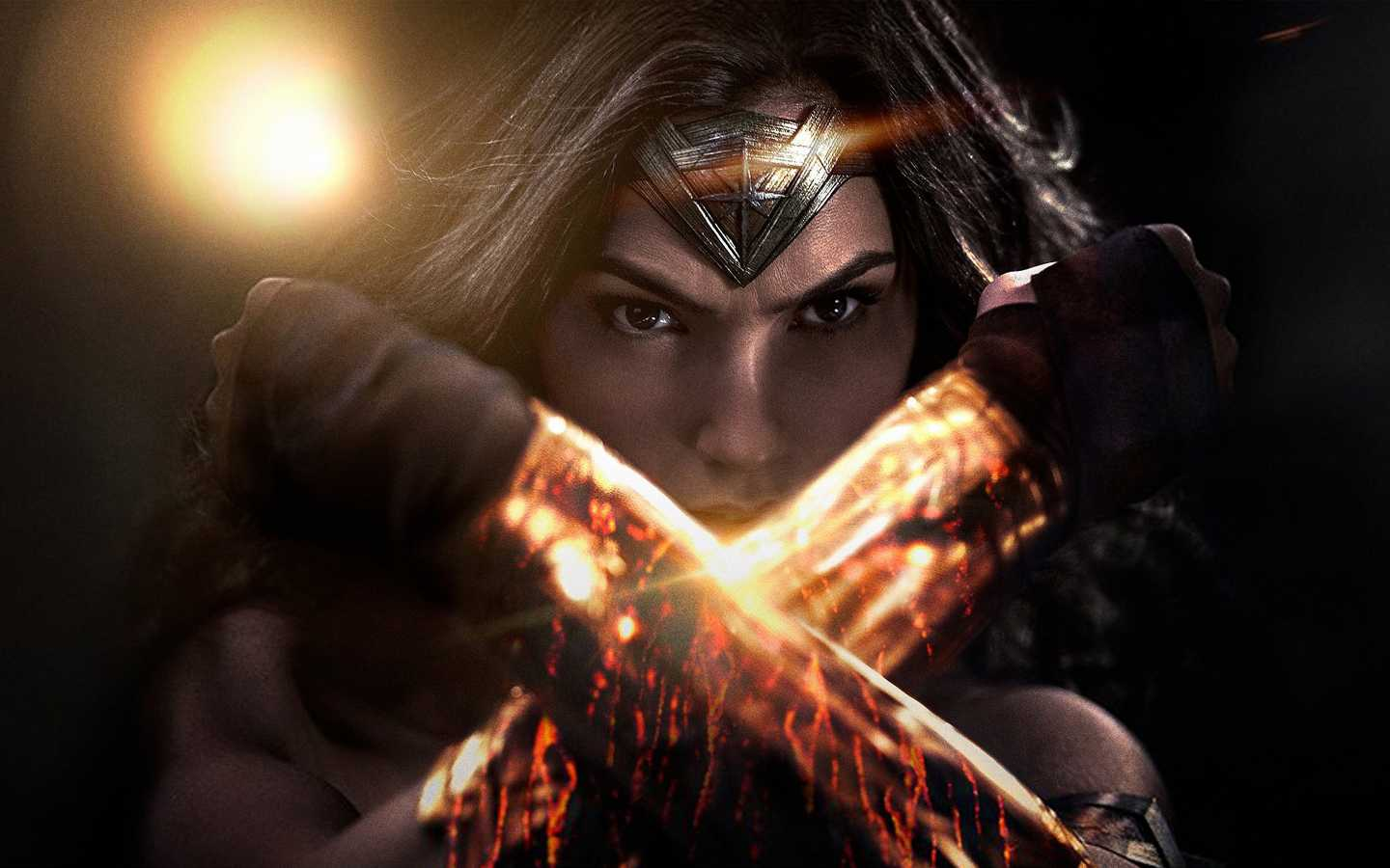 Wonder Woman New Poster Wide