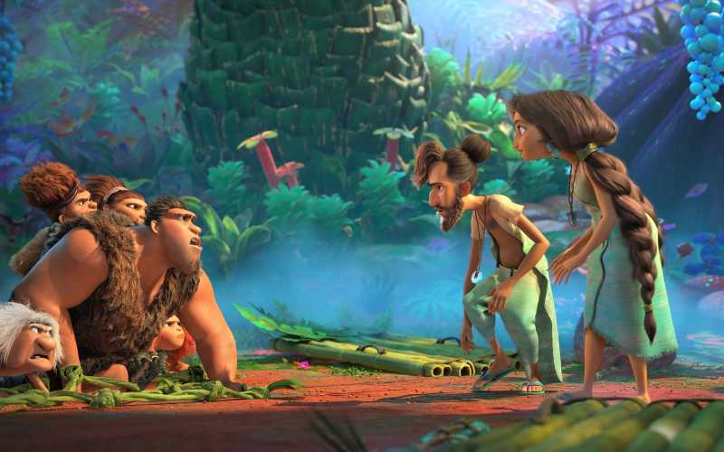 The Croods 2 A New Age 2020 4k