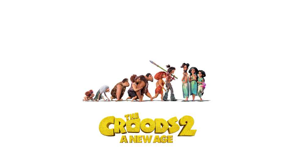 The Croods 2 A New Age 2020