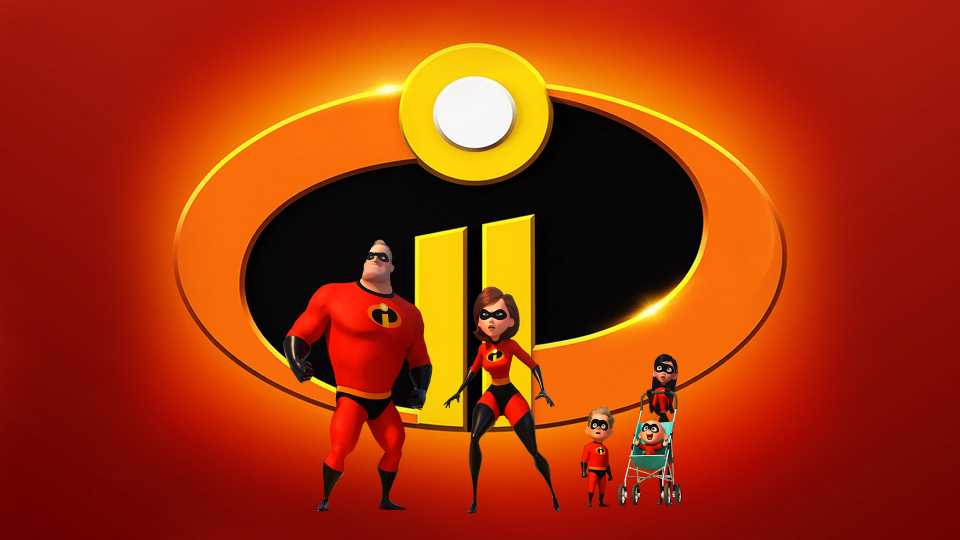 The Incredibles 2 2018 Poster