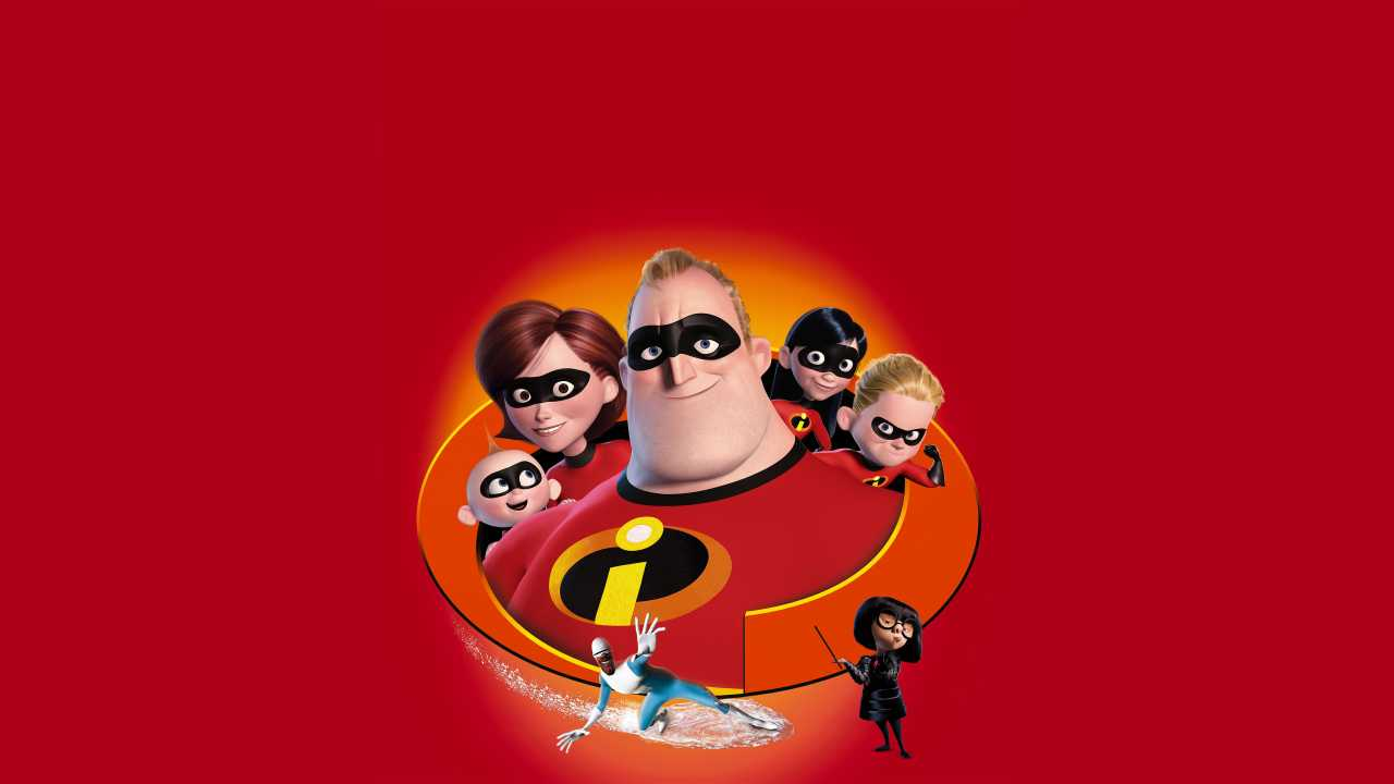 The Incredibles 2 5k