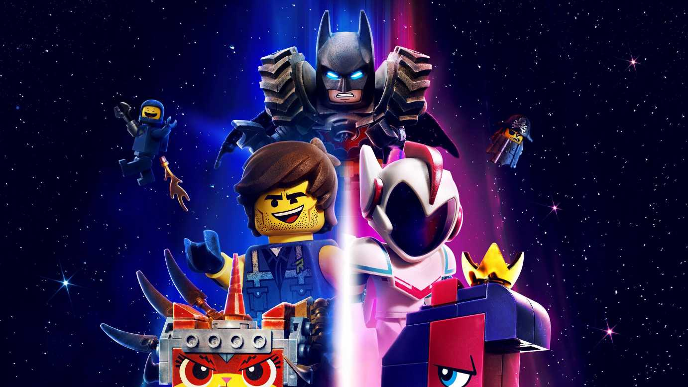 The Lego Movie 2 The Second Part