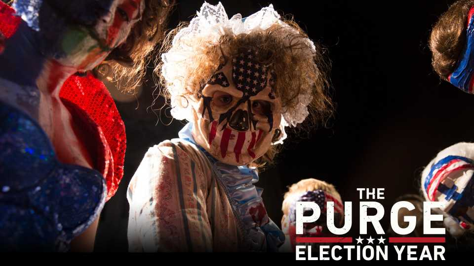 The Purge Election Year 2016 Wide
