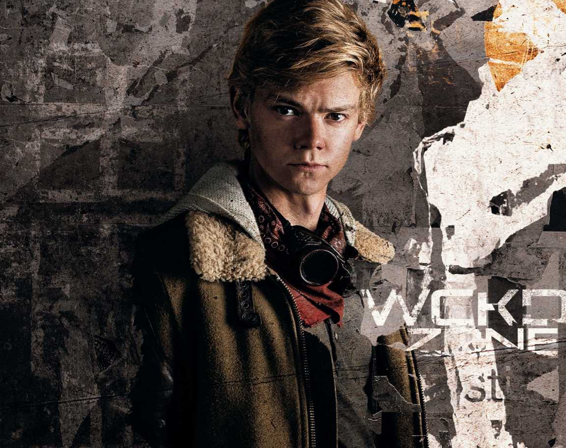 Thomas Brodie Sangster In Maze Runner The Death Cure 2018