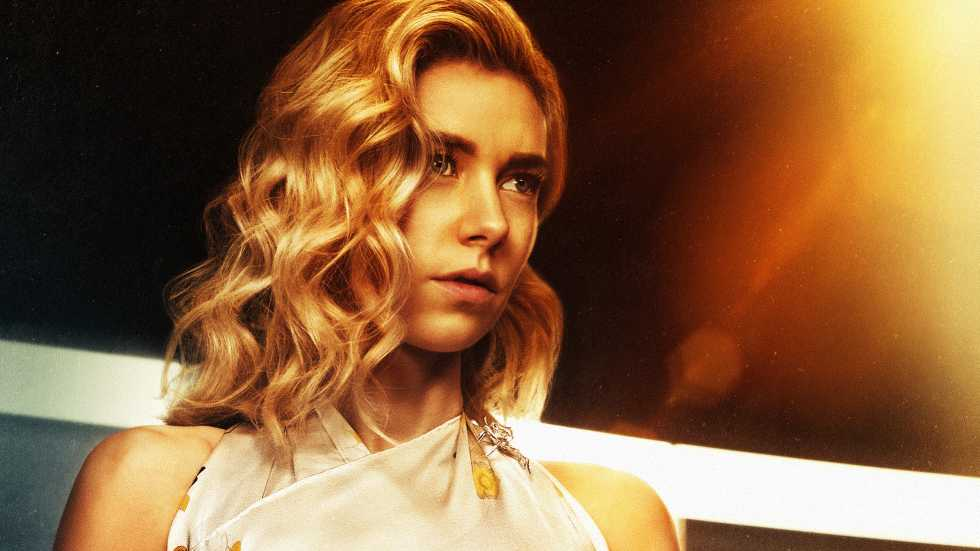 Vanessa Kirby In Mission Impossible Fallout 2018
