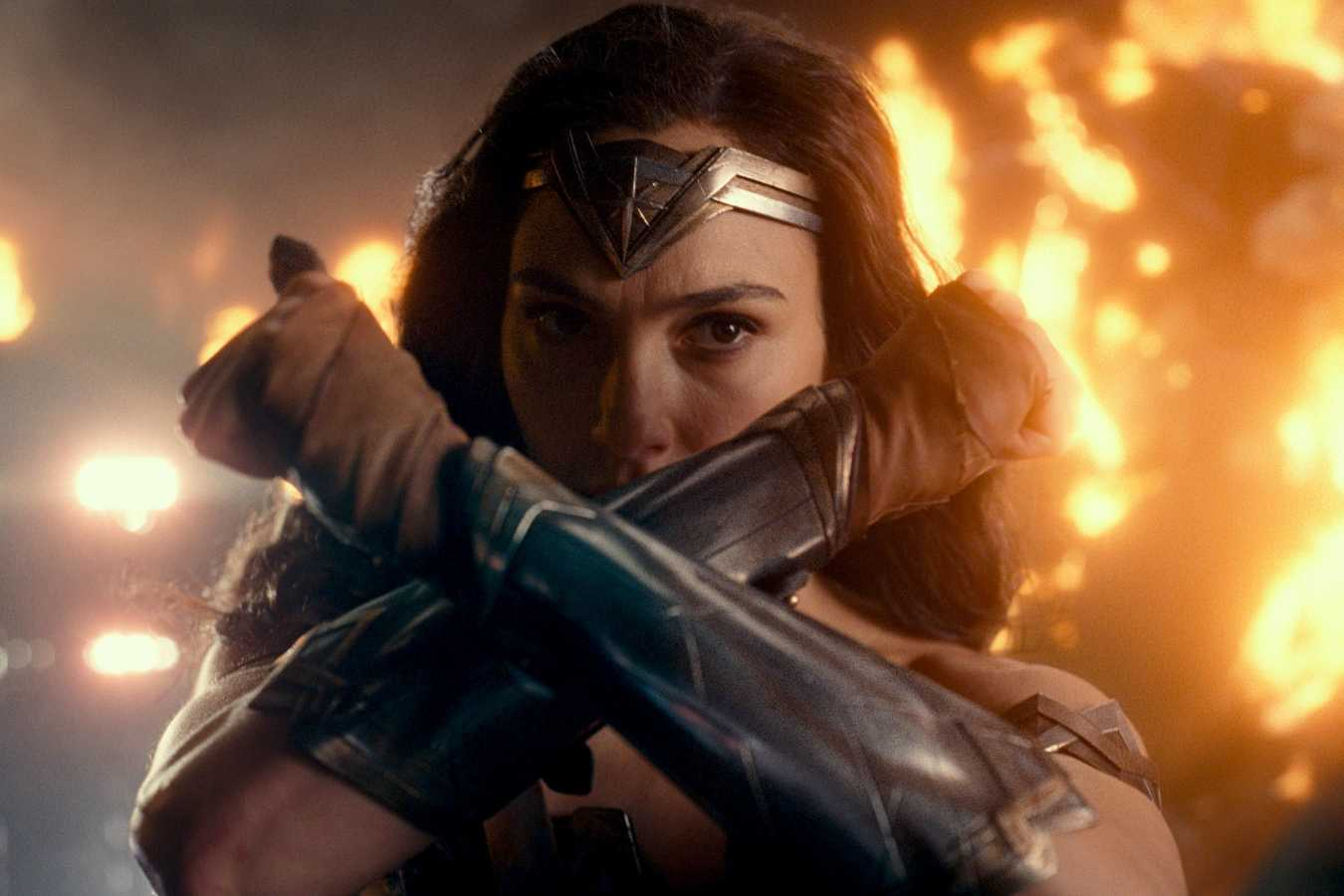 Wonder Woman In Justice League 2017